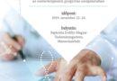 Digitális Orvoslás Konferencia 2019